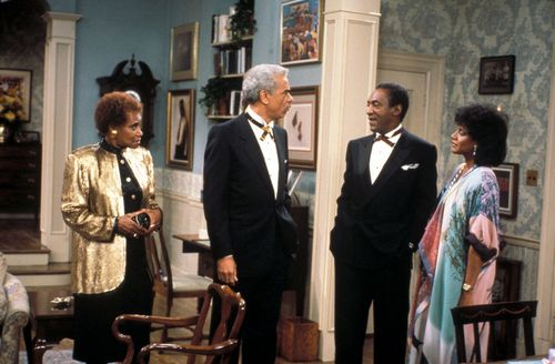Promotional Shot from The Cosby Zeigen Season 3