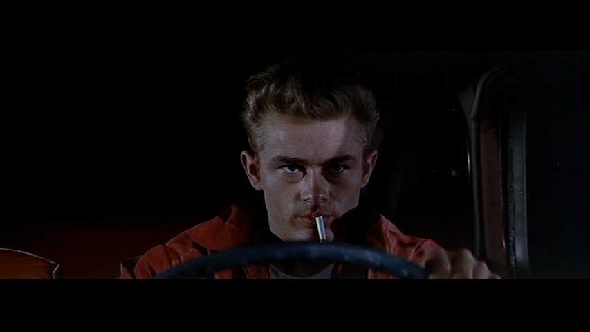 James Dean Rebel without a Cause With