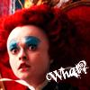 Alice in Wonderland (2010) photo called Red Queen <3