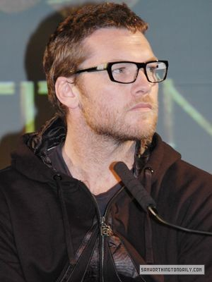 "Sam at ""Clash of the Titans"" জাপান Press Conference (04.07.10)"