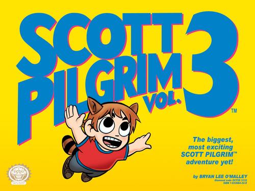 Scott Pilgrim wallpaper entitled Scott Pilgrim 3