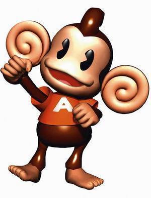 Sega Superstars Games/ Super Monkey Ball