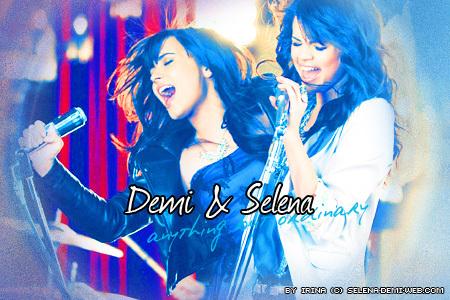 Selena Gomez na Demi Lovato