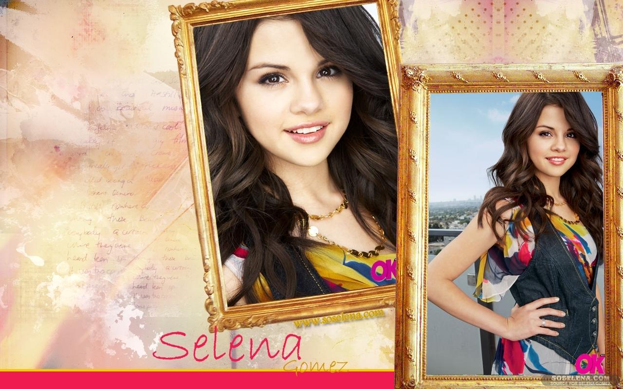 Selena Gomez - selena-gomez wallpaper