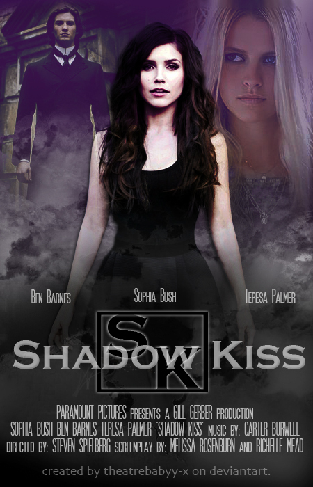 shadow kiss movie poster vampire academy photo 11353428