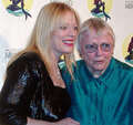 Sheri Rene Scott and Pat Carroll