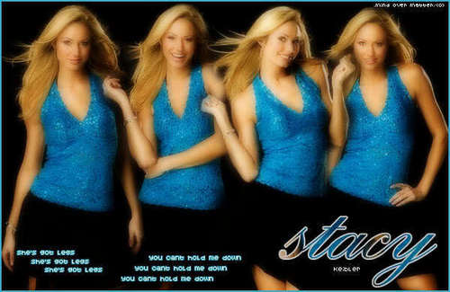 Stacy Keibler (done oleh me for friends)
