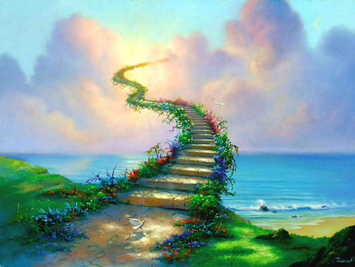 Stairway to heaven...!!!