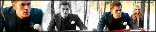 The Vampire Diaries wallpaper titled Stefan Salvatore
