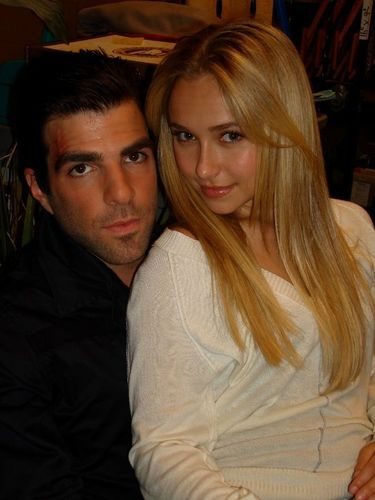 Sylar and Claire