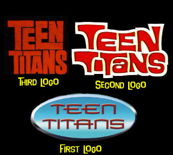 Teen Titans wallpaper titled Teen Titans Logo