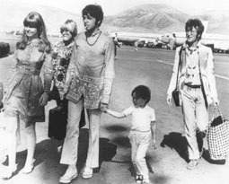 The Beatles in Greece