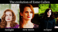 The Evolution Of Esme Cullen - twilight-series photo