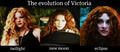 The Evolution of Victoria - twilight-series photo