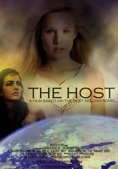The Host Poster - the-host fan art
