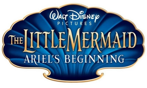 The Little Mermaid: Ariel's Beginning Logo