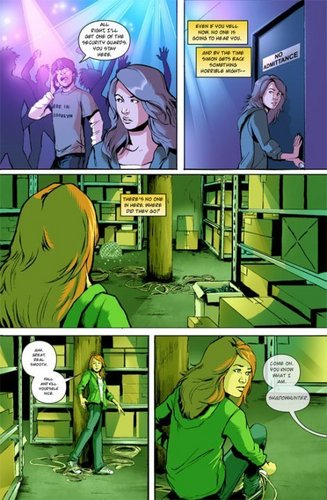 The Mortal Instruments - Graphic Novels - mortal-instruments Photo