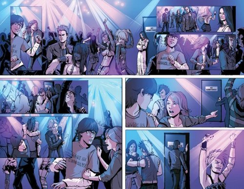 The Mortal Instruments - Graphic Novels