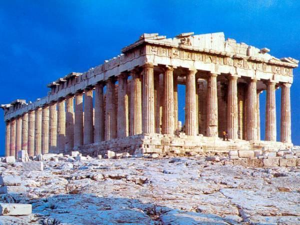 The Parthenon, Athens - Greek gods and demigods Photo ...