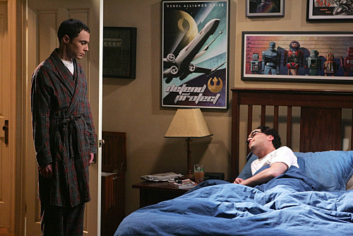 The Spaghetti Catalyst Stills 3x20 - sheldon-cooper photo
