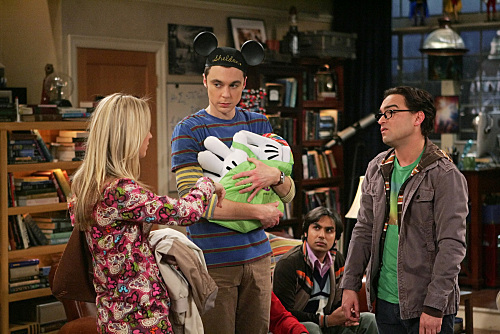 The Spaghetti Catalyst Stills 3x20 - the-big-bang-theory Photo