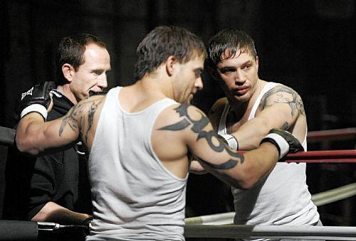 Tom Hardy Images Trainining To Be A Warrior InThe Wallpaper And Background Photos