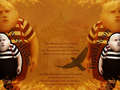 Tweedledee and TweedleDum Wallpaper - alice-in-wonderland-2010 wallpaper