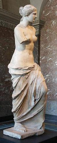 Greek gods and demigods images Venus de (of) Milo ...