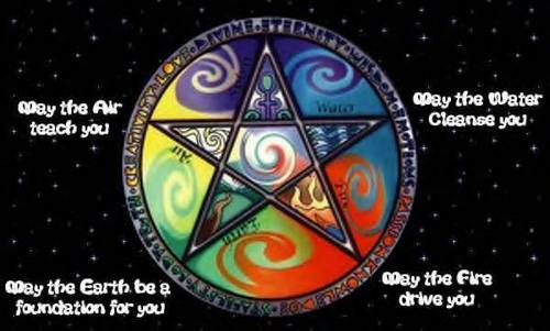 "Wicca- ""Blessed Be"" - paganism Photo"