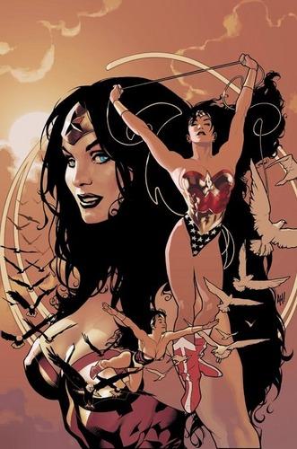 《神力女超人》