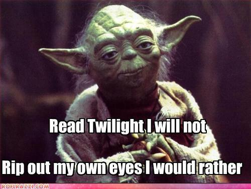 yoda twilight