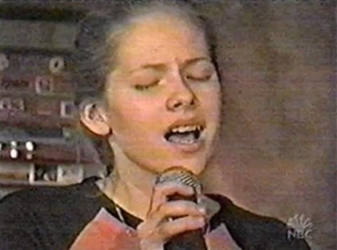 Young Avril!