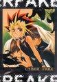 Yu-Gi-Oh! Doujin covers - yu-gi-oh fan art
