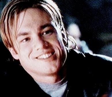 Zack's killer smile!
