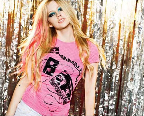 Avril lavigne the best damn thing photo 11388936 fanpop