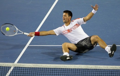 Novak Djokovic پیپر وال titled djokovic sexy bulge 2