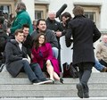 filming in london - ugly-betty photo