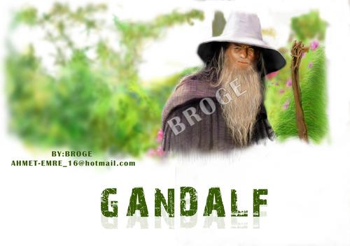 gandalf draw