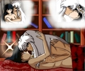 inuyasha and kagome very-steamy