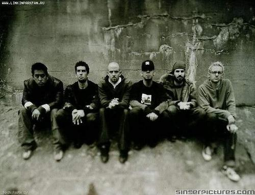 linkin park wallpaper titled lp