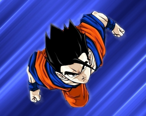 Dragon ball z images mystic gohan hd wallpaper and - Dragon ball z gohan images ...