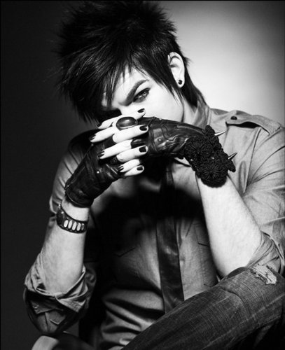 new adam pix and his foto shoot from fashionar magazine and bigger size pix from AOL