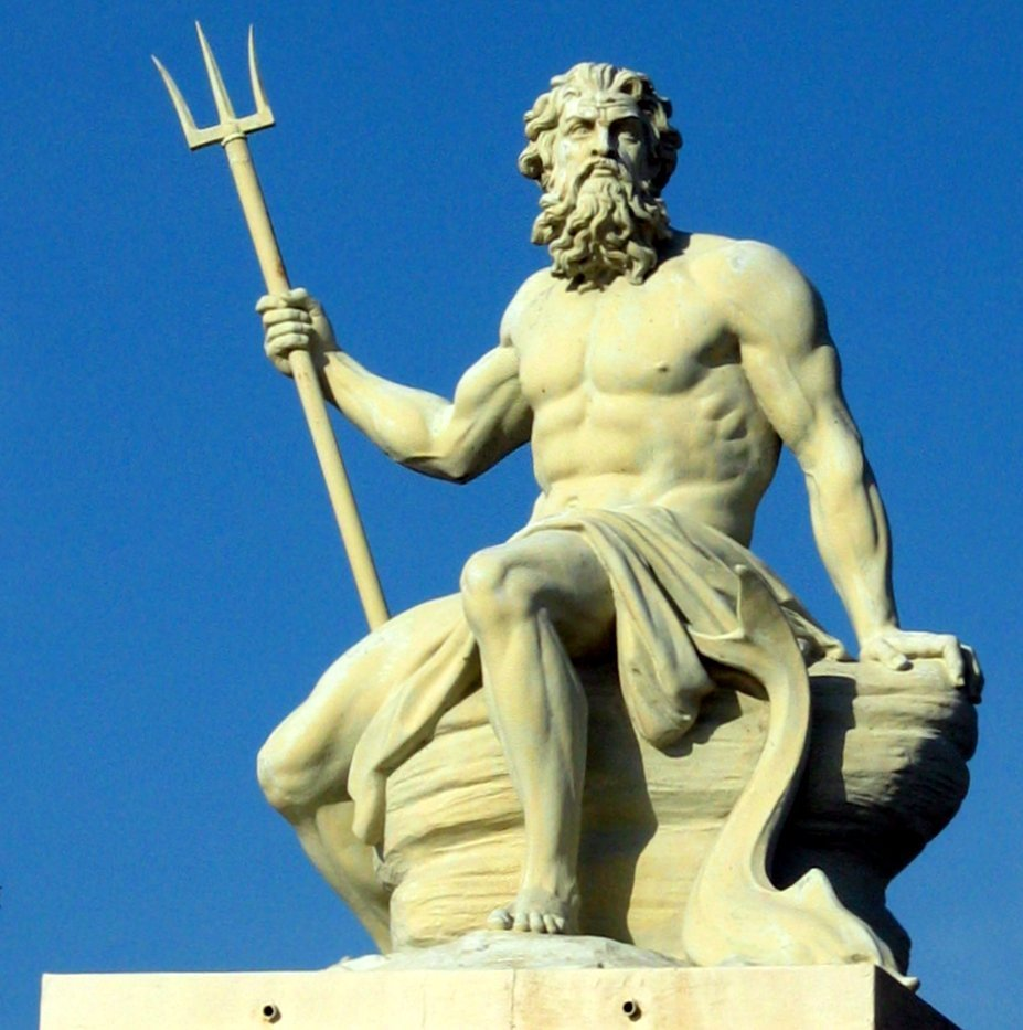list of greek mythological gods