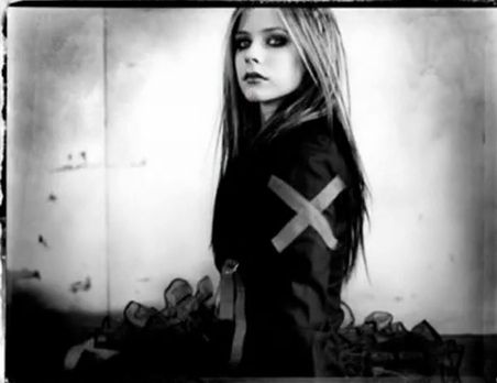 Avril Lavigne wallpaper titled rare under my skin images!