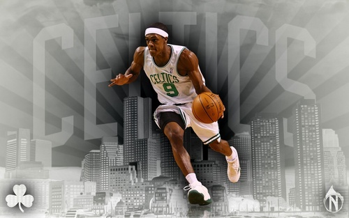 rondo - boston-celtics Wallpaper