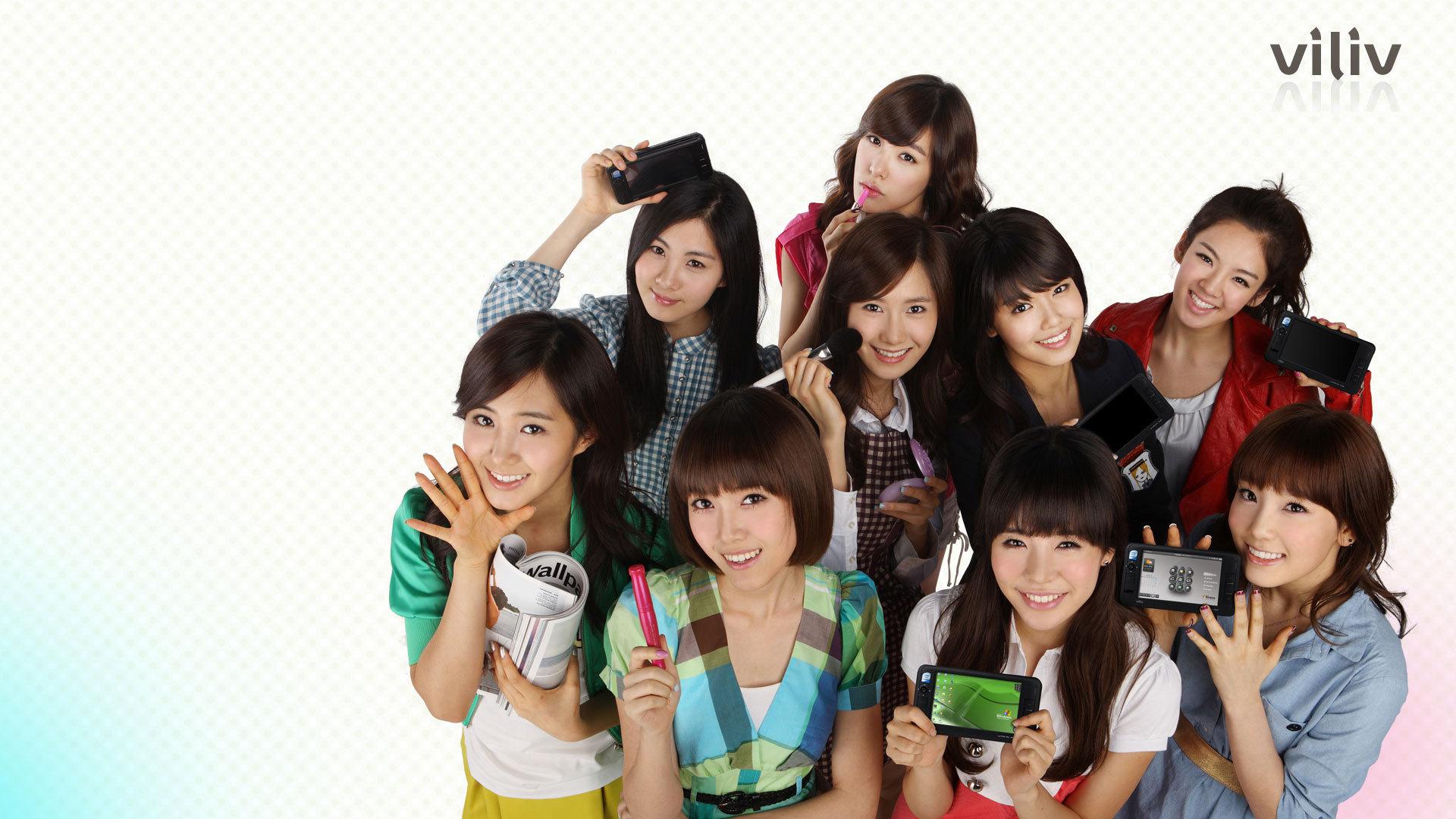 Korean Girl Group Music Videos