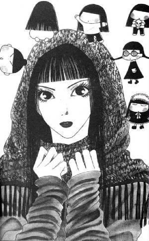 sunako's different चीबी look