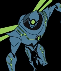 Ben 10: Ultimate Alien achtergrond called ultimatrix aliens