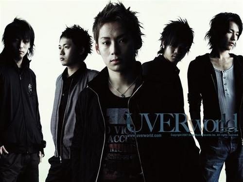 Death Note achtergrond called uverworld