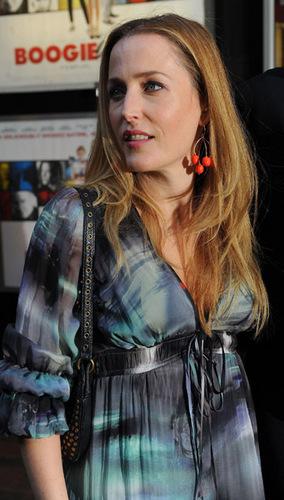 Gillian plans to attend the April 13 Premiere